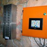pool ozone generator system
