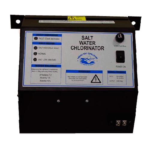 pool salt chlorinator health chlor